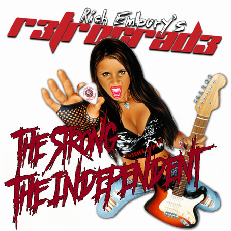 (Podcast) The Strong & The Independent - Rich Embury's R3TROGRAD3