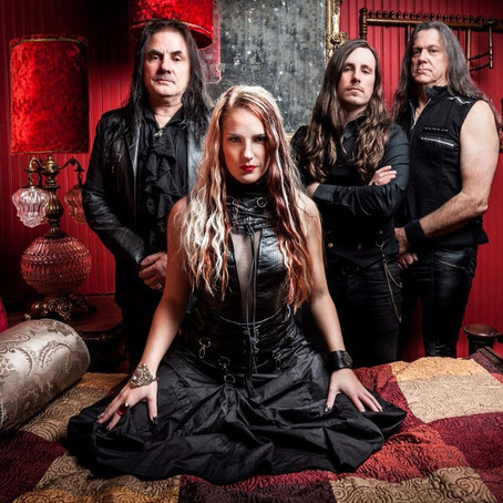 WORHOL supporting XANDRIA on US headlining tour this fall with KOBRA AND THE LOTUS and SEPTEMBER MOU