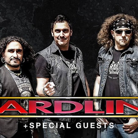 HARDLINE celebrate 25th anniversary of debut LP; New 'Human Nature' tour dates announced!