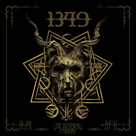 """1349 release play-through video for """"Through Eyes of Stone,"""" Kick off North American tour"""