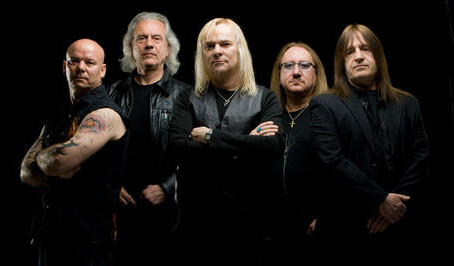 URIAH HEEP's 'Look at Yourself ', 'Demons And Wizards' and 'The Magician's Birthday' re-released