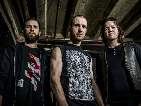 NINJASPY announce cross Canada tour + New album 'Spüken' + New Video 'Speak'