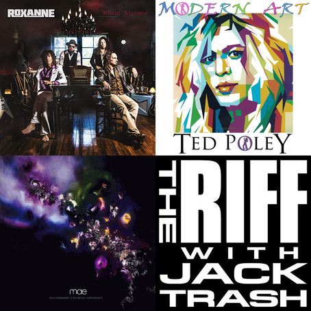 (Record Review Tuesday) Roxanne + Ted Poley + Mae [Triple Review]