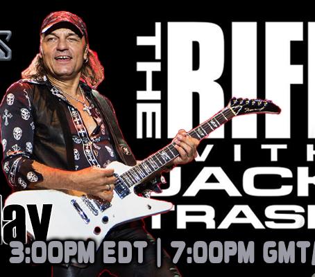 The Riff with Jack Trash: Matthias Jabs (Scorpions)