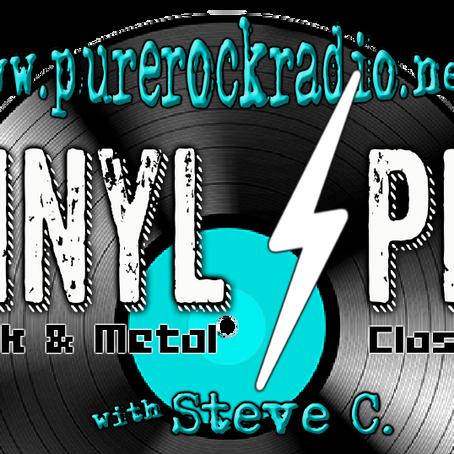 VINYL SPIN: Saxon/Hollywood Rose/Motley Crue/Starship/Rush & more !!