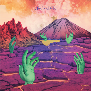 ARCADEA (Mastodon, Zruda, Withered) sign with RELAPSE RECORDS; New album out June 16th