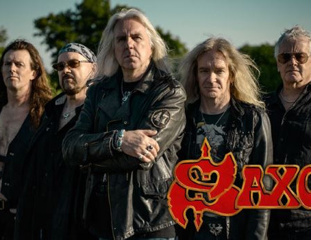 BMG to reissue 3 classic SAXON albums May 25th!