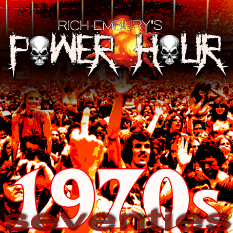 (Podcast) 70's Arena Rock - Rich Embury's Power Hour