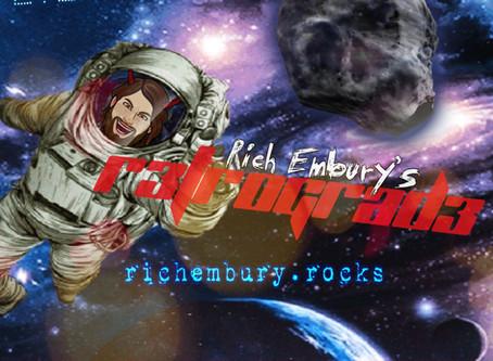 New Rock & Metal + The Metal Byrds - Rich Embury's R3TROGRAD3