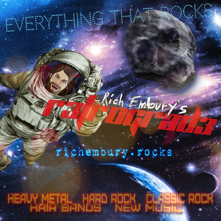 (Podcast) Hard Rock Classics & Requests - Rich Embury's R3TROGRAD3