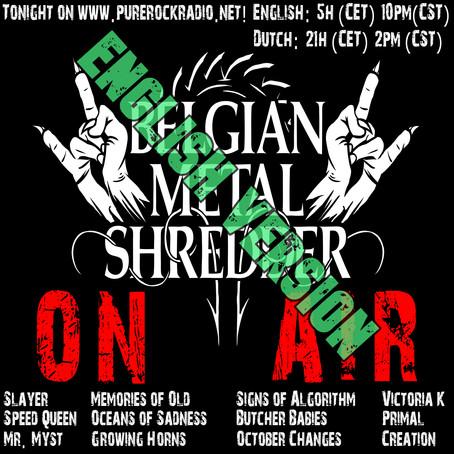 Belgian Metal Shredder: Slayer/Butcher Babies/Victoria K. & More (English Version)