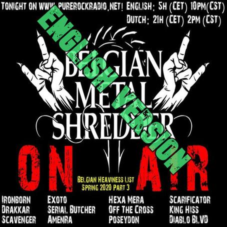 Belgian Metal Shredder: Belgian Heaviness (Part 3) [English]