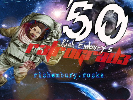 (Podcast) Rich Embury's R3TROGRAD3: Fifty for 50!