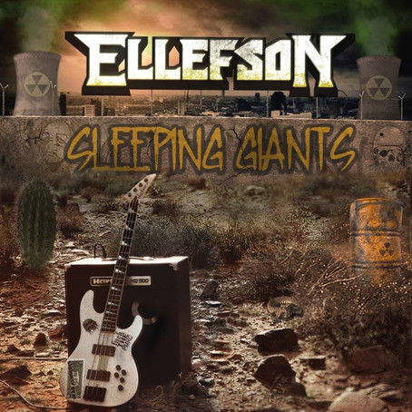(Record Review Tuesday) Ellefson - Sleeping Giants