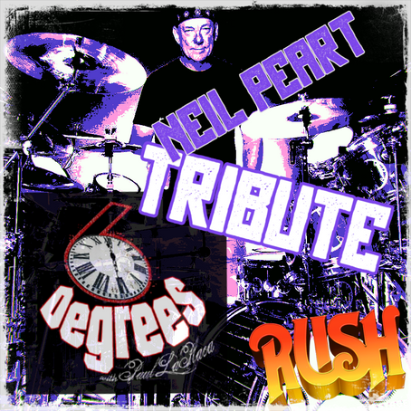 6 Degrees with Paul LaPlaca: Neil Peart Tribute