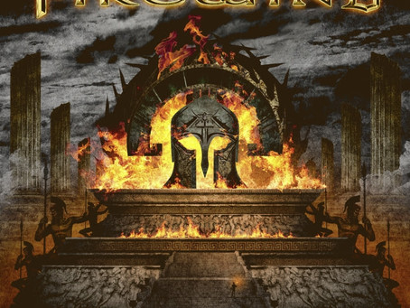 """FIREWIND sign with AFM for North American release of new album """"Immortals"""""""