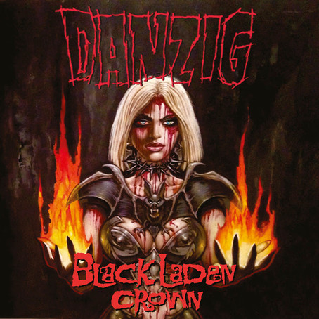 DANZIG to release 'Black Laden Crown' (May 12th); 1st album of all-new material in 7 years!