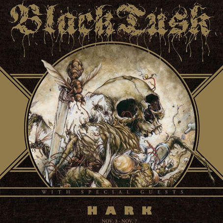 HARK Announce Live Dates In The UK