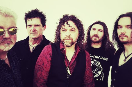 """TYGERS OF PAN TANG release new music video """"Glad Rags""""!"""