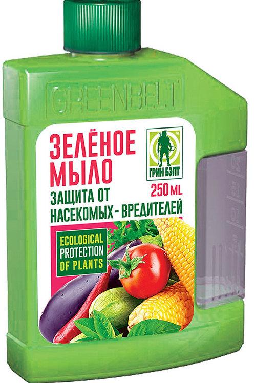"""""""Зеленое мыло"""" Защита от насекомых и вредителей"""
