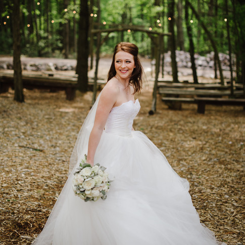 Bridal Hair and Makeup in Wisconsin Dells
