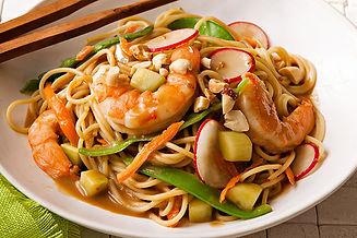Bizini's Shrimp Stir Fry (Shrimp _ Lingu