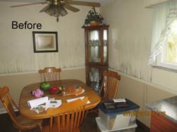 Eaton Ohio house fire damage before