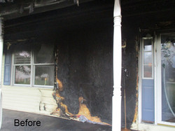 Tipp City electrical fire damage