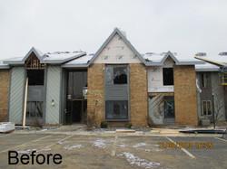 Condo fire damage restoration