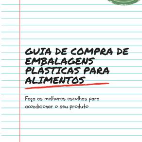 Como escolher a embalagem plástica correta para o seu alimento?