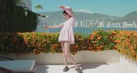 2 searching_eva_pink dress selfie_small.