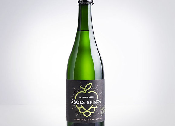 Abols Apinos 'gehopte cider'