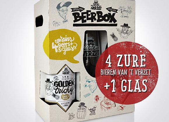 Beerbox 't Verzet zuur