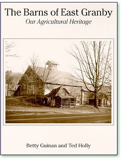 "Cover of book ""The Barns of East Granby"""