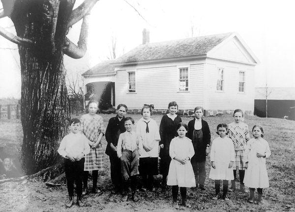 Copper Hill School