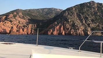 Navigation a deux bateaux !