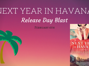 Release Day Blast: Next Year in Havana