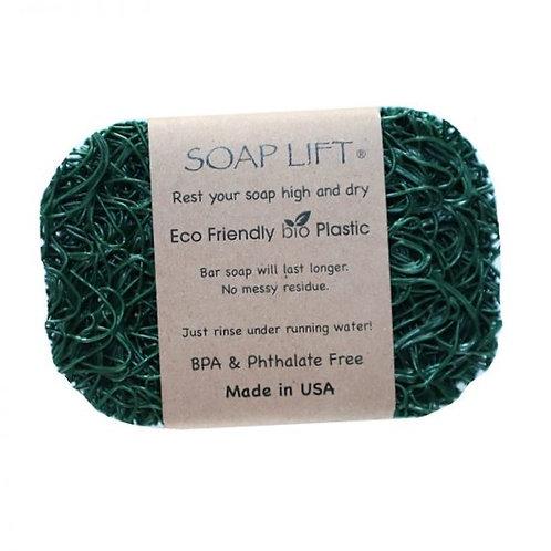 Hunter Green Soap Lift