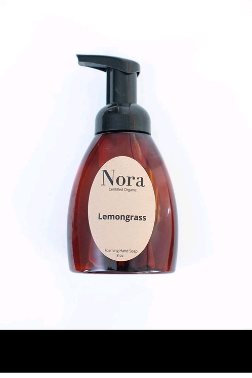 Lemongrass Foam