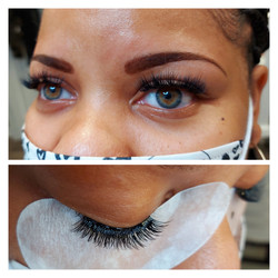 Glam Package $60