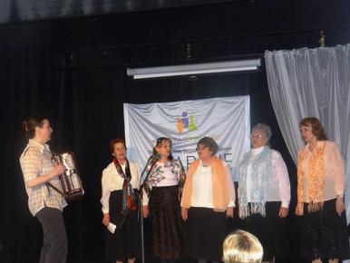 III этап фестиваля «Музыкальная шкатулка», посвященный Дню космонавтики.