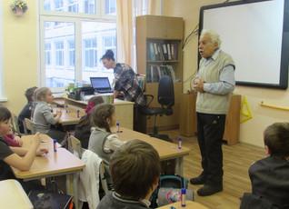 АКЦИЯ ПОСВЯЩЕННАЯ 76 ГОДОВЩИНЕ БИТВЫ ЗА МОСКВУ
