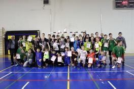 Участии в окружных соревнованиях по мини – футболу   в рамках Московской комплексной межокружной Спа
