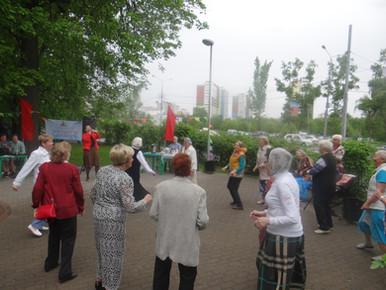 IV этап фестиваля                      «Литературно - музыкальная шкатулка», посвященного Дню Победы