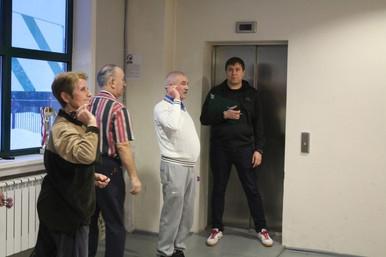 Участии в окружных соревнованиях по дартс в рамках Московской комплексной межокружной Спартакиады пе