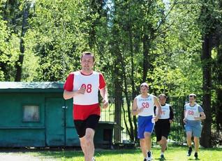 Окружные финальные соревнования по легкой атлетике (кросс) в рамках Московской комплексной межокружн