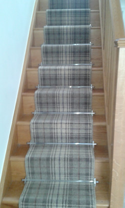 Ulster Beaumont with Stairrods