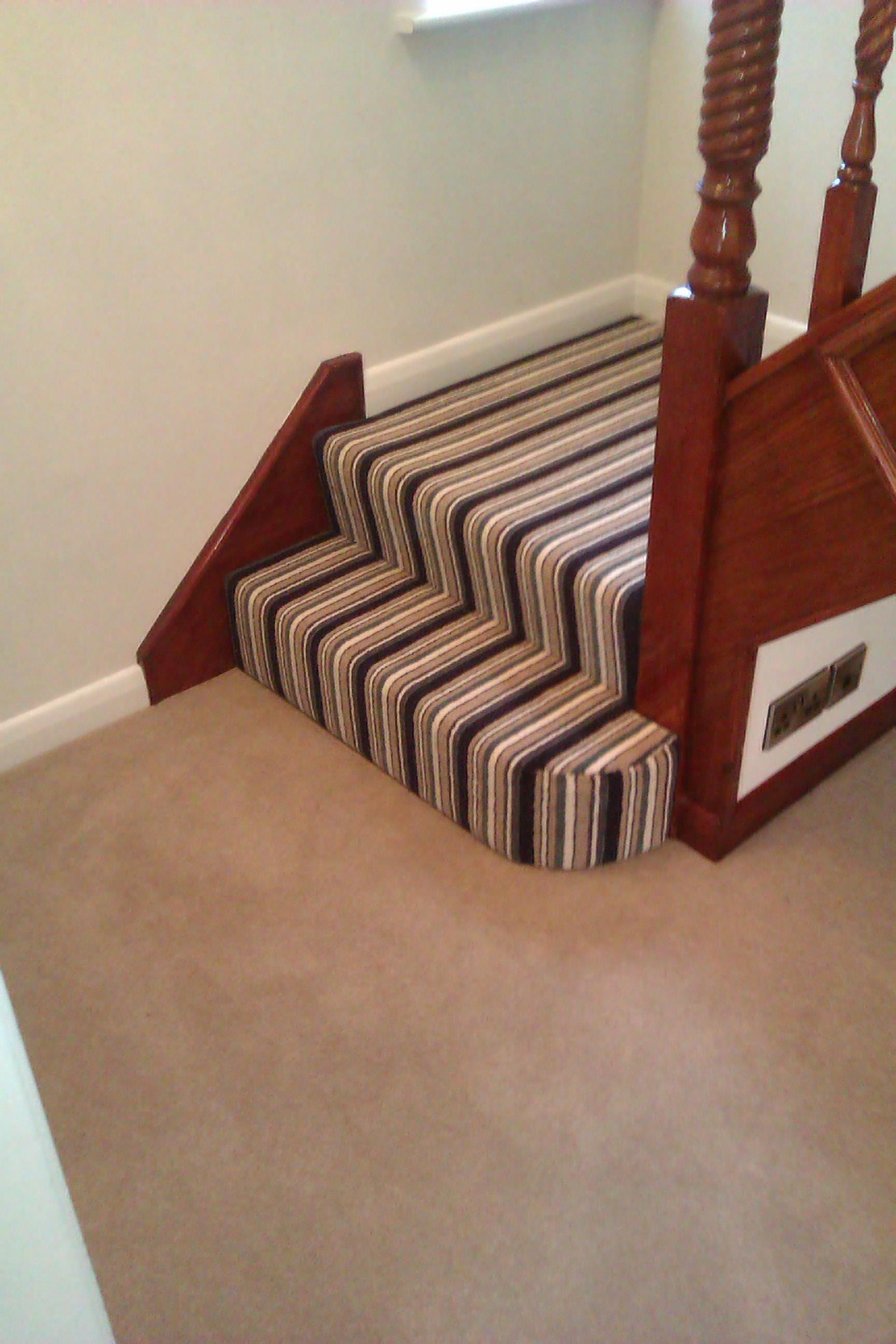 Kingsmead Artworks Stripe & Plain