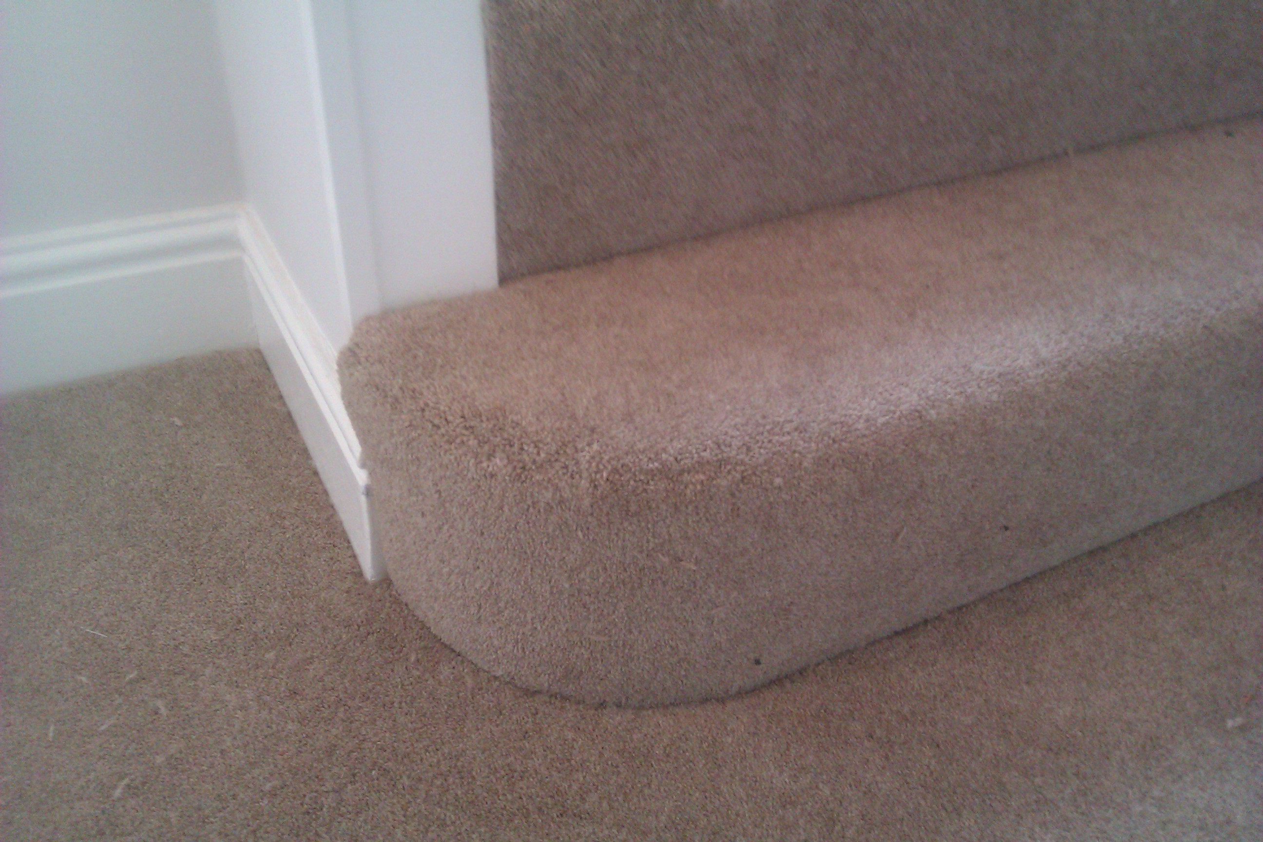 Traditional Bullnose Bottom Step