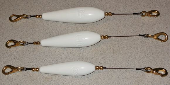 Bridle Rigged Trolling Sinkers